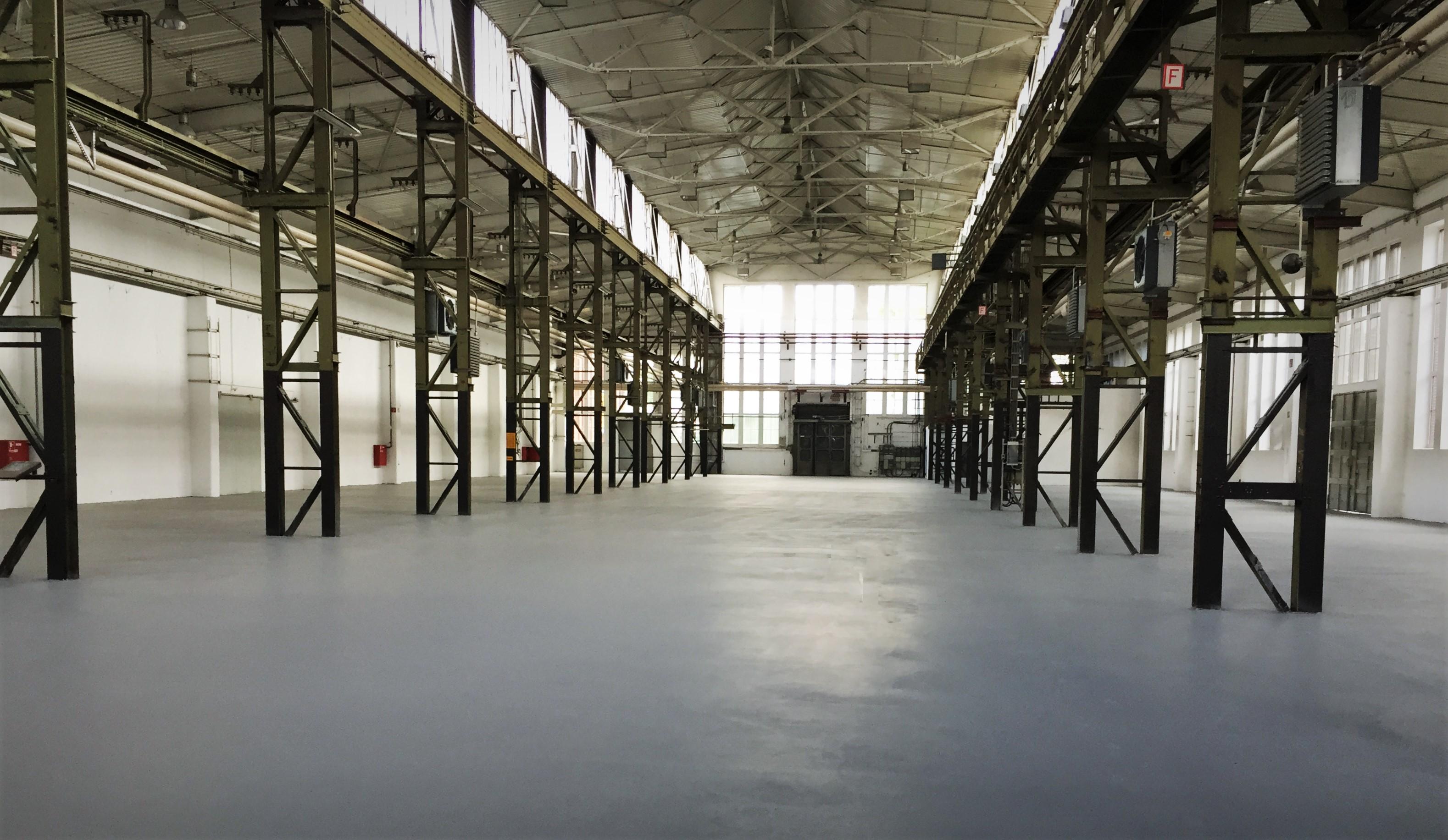 Nachhaltige Industriebodensanierung